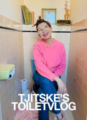 Tjitske's Toiletvlog THUMBNAIL incl logo