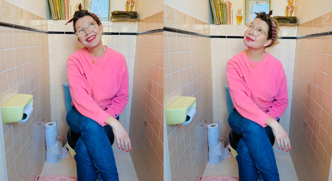 Tjitske's Toiletvlog