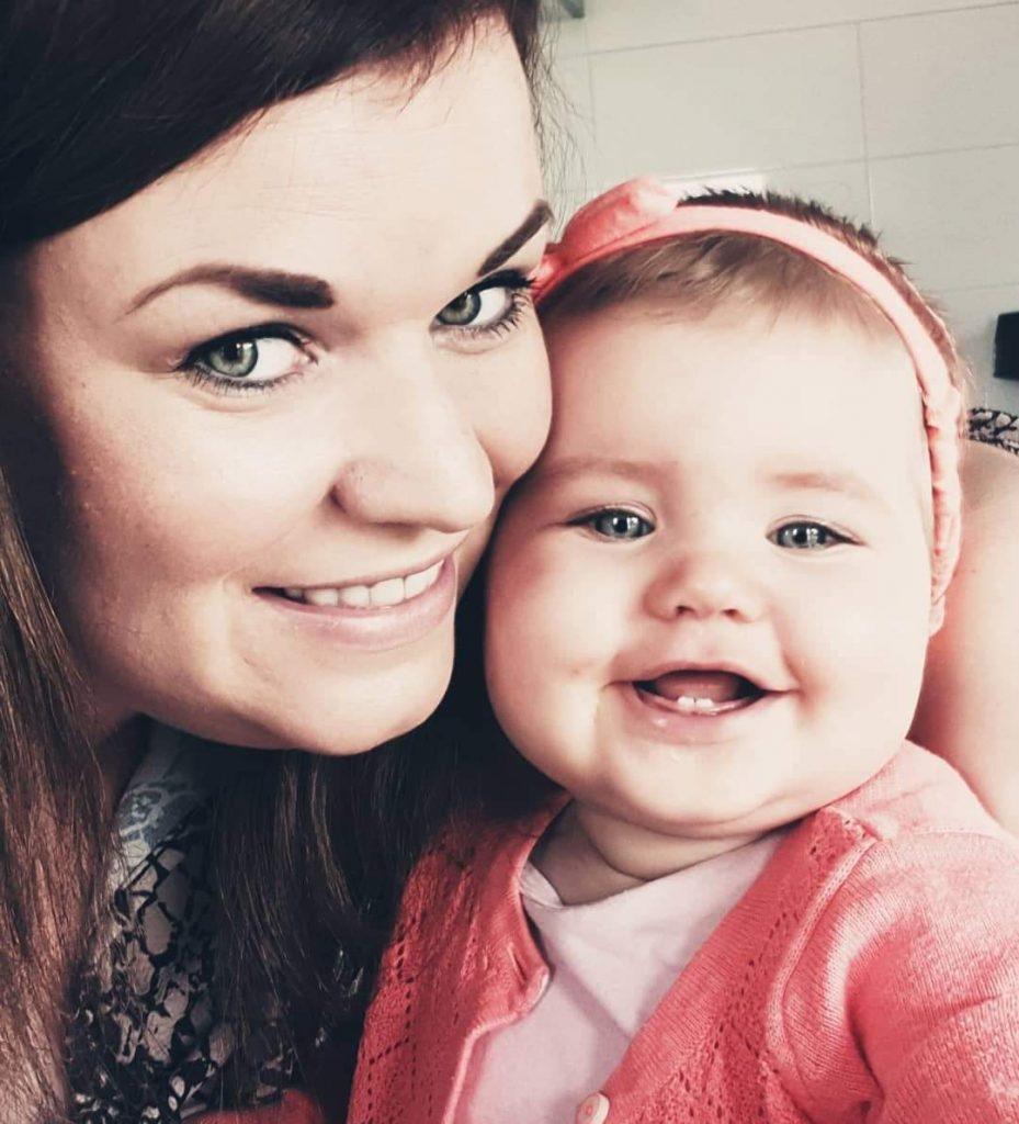 Kelly en Maelyn na prenatale depressie