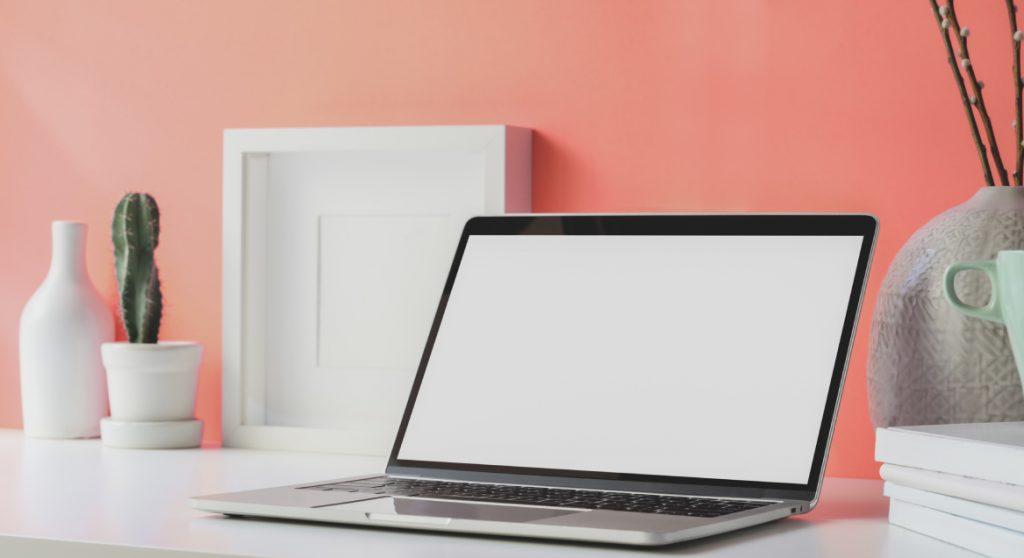vakantieparken werkplekken laptop