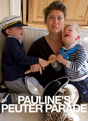 Thumbnail Pauline's Peuter Parada caps logo