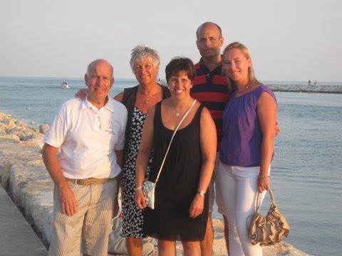 Ria's gezin