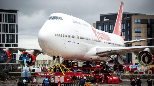 Corendon Boeing 747 Reisorganisatie