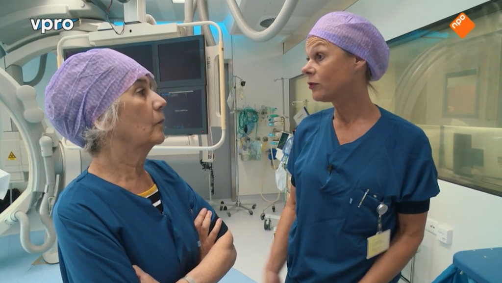slag om het vrouwenhart hella de jonge 2doc documentaire verschil mannen vrouwen gezondheid