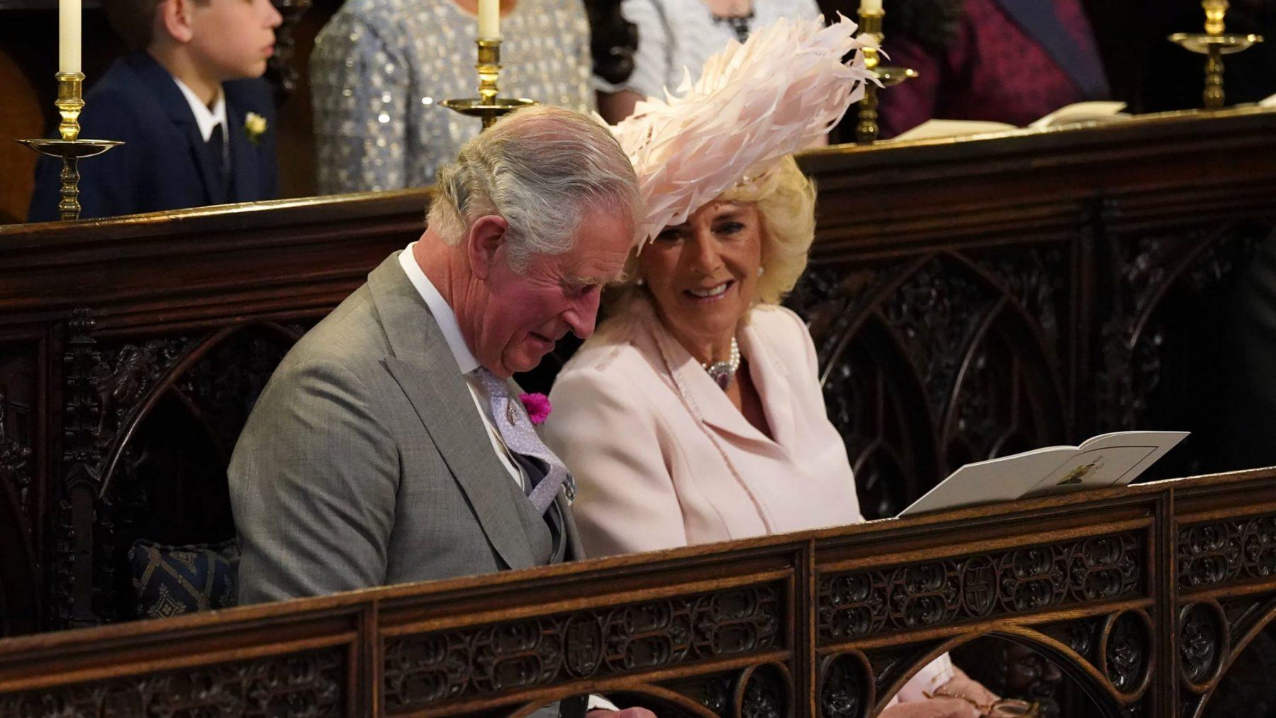 Totally his cup of (Camilla) tea: Prins Charles en Camilla vijftien jaar getrouwd