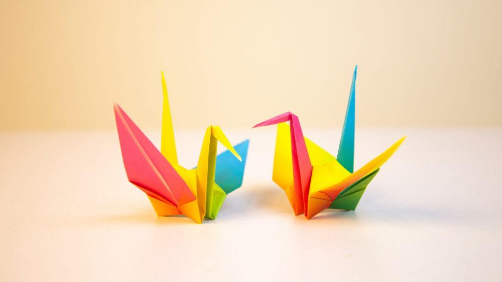 Helemaal in een vouw: 7x zo maak je zelf een origami kunstwerk