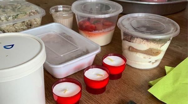 Linda.nl proeft maaltijd Juliana Klooster