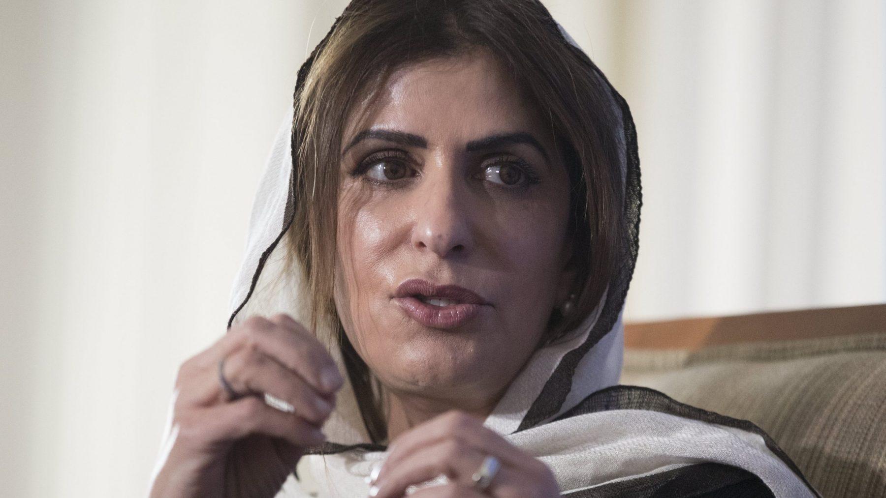 Basmah Bint Saud vraagt in brief om vrijlating gevangenis