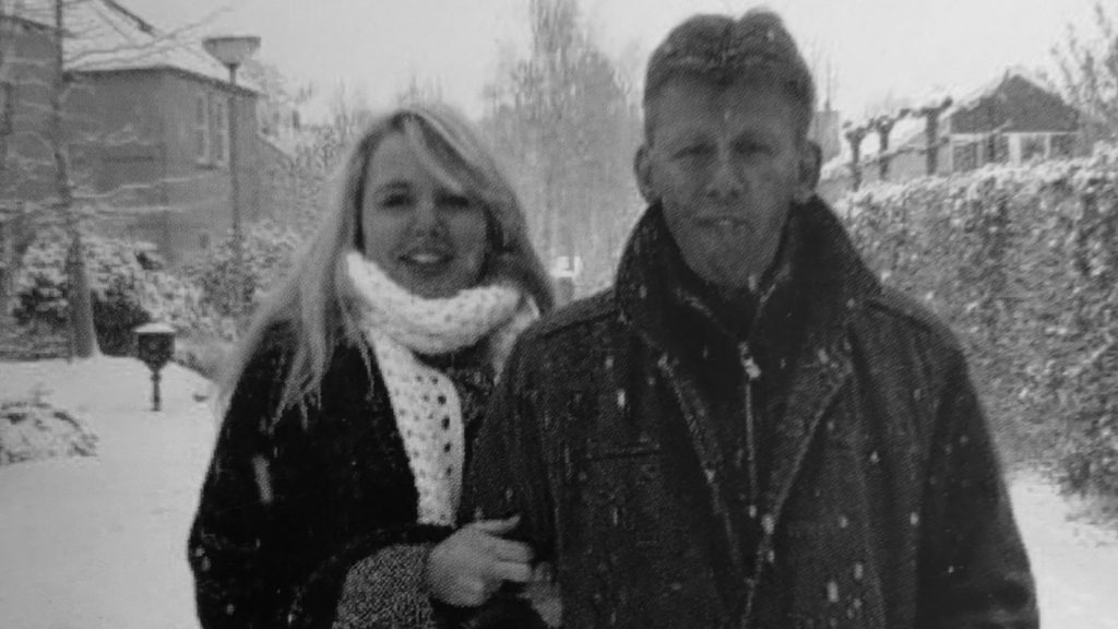 Carlijn herdenkt haar vader: 'Ik herinner hem als iemand die er vol voor ging'