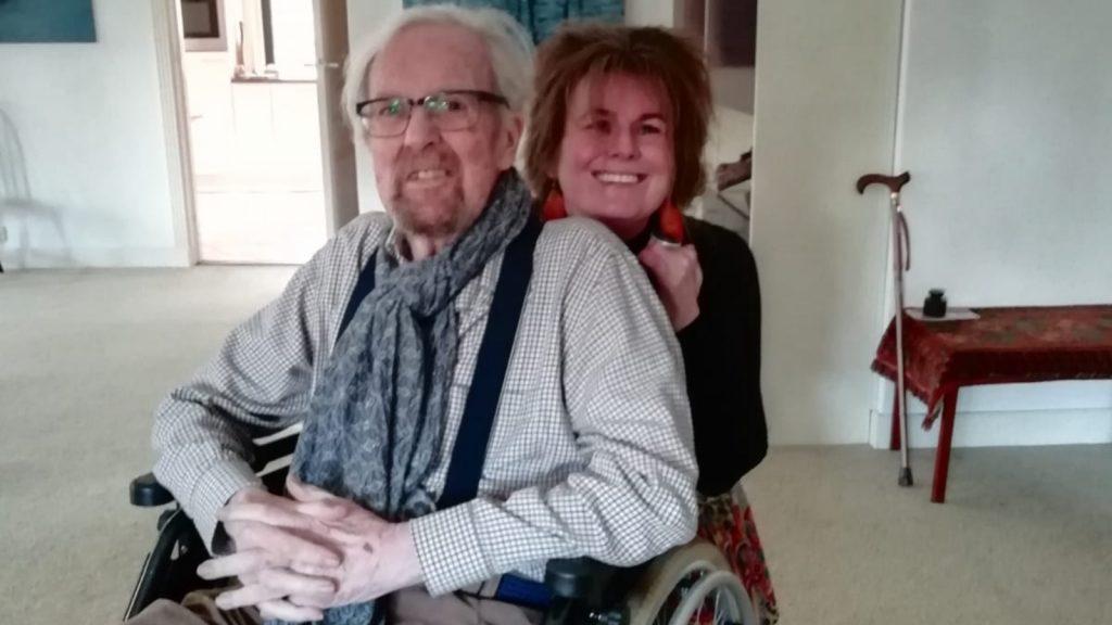 Marinke herdenkt haar vader Wim: 'Hij wilde waardig leven én waardig dood'