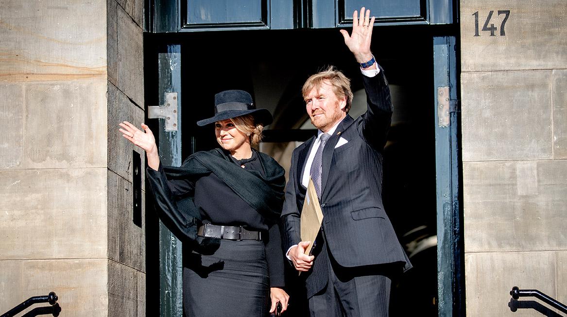 koning willem alexander en koningin maxima dodenherdenking 2020 1