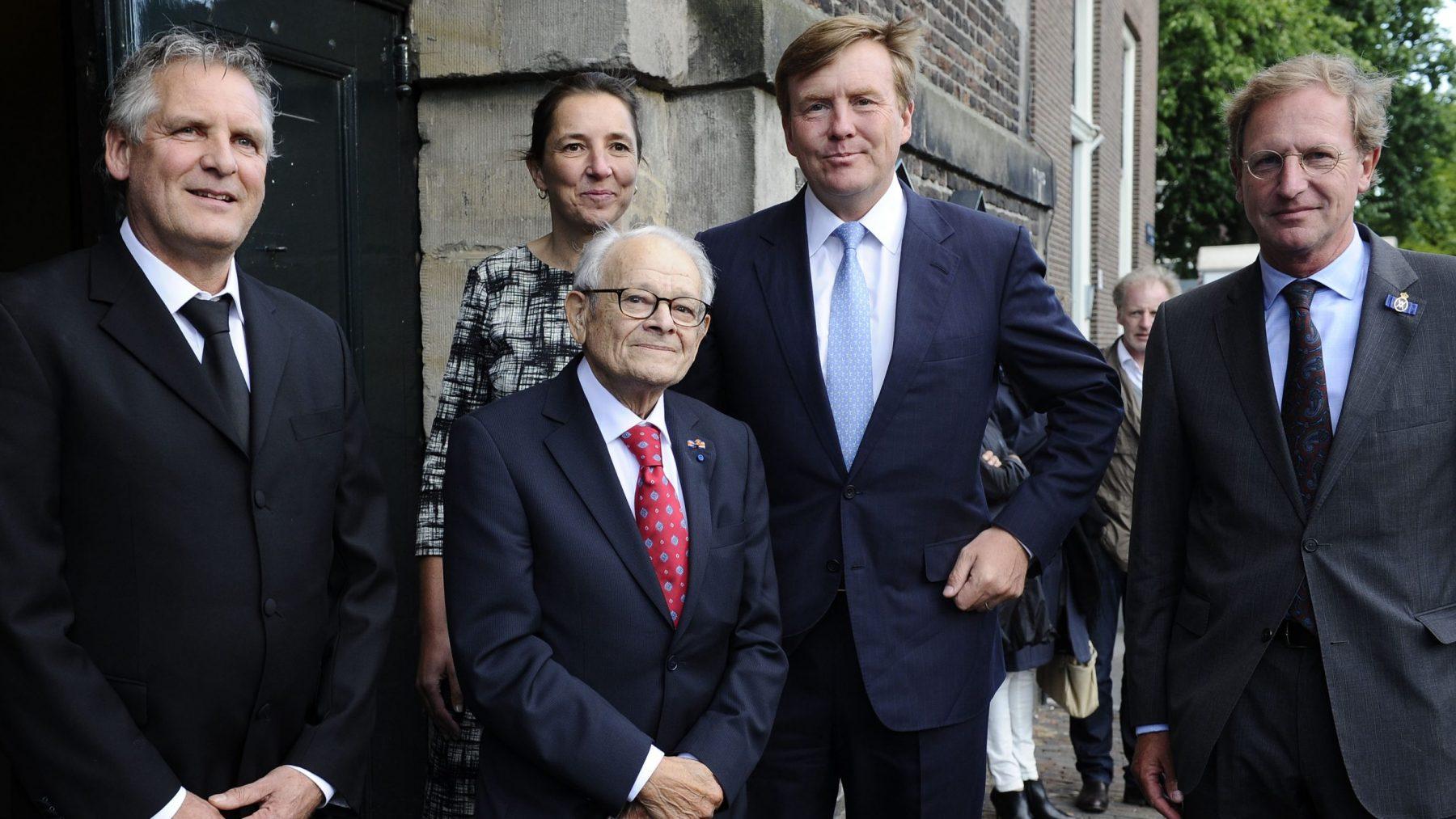 Familie Jules Schelvis geroerd door toespraak koning