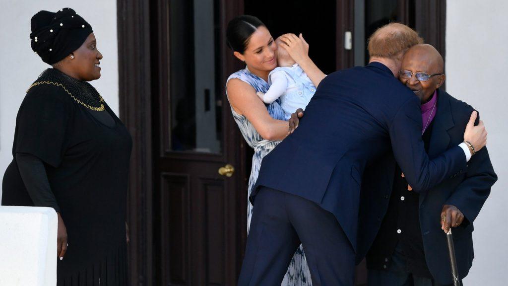 Twee jaar vol ups and downs: prins Harry en Meghan Markle vieren trouwdag