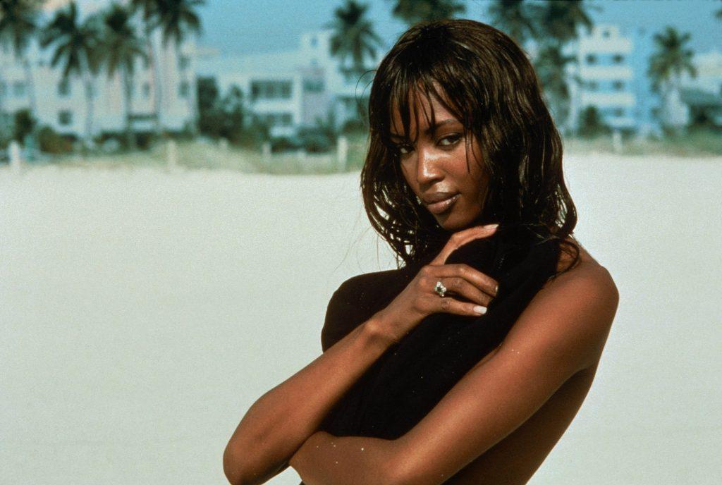 Naomi Campbell jarig