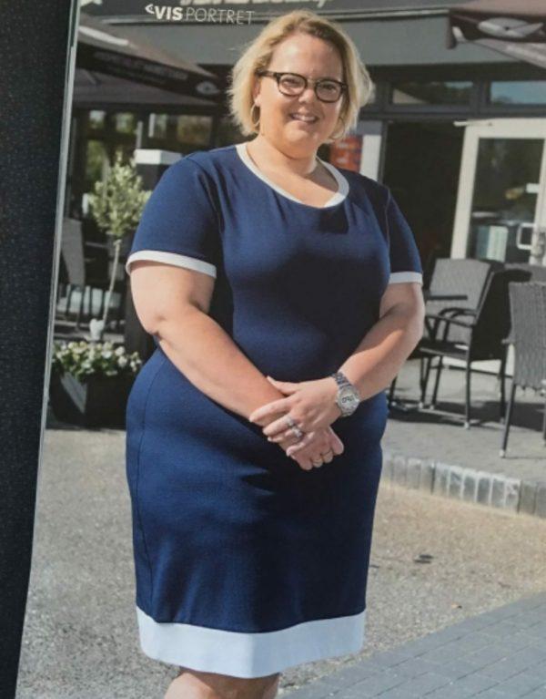 Arjanne verloor 106 kilo