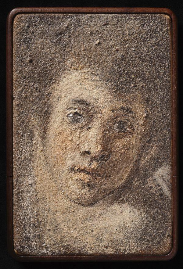 Judith Dubois maakt Rembrandts van zand en schelpen