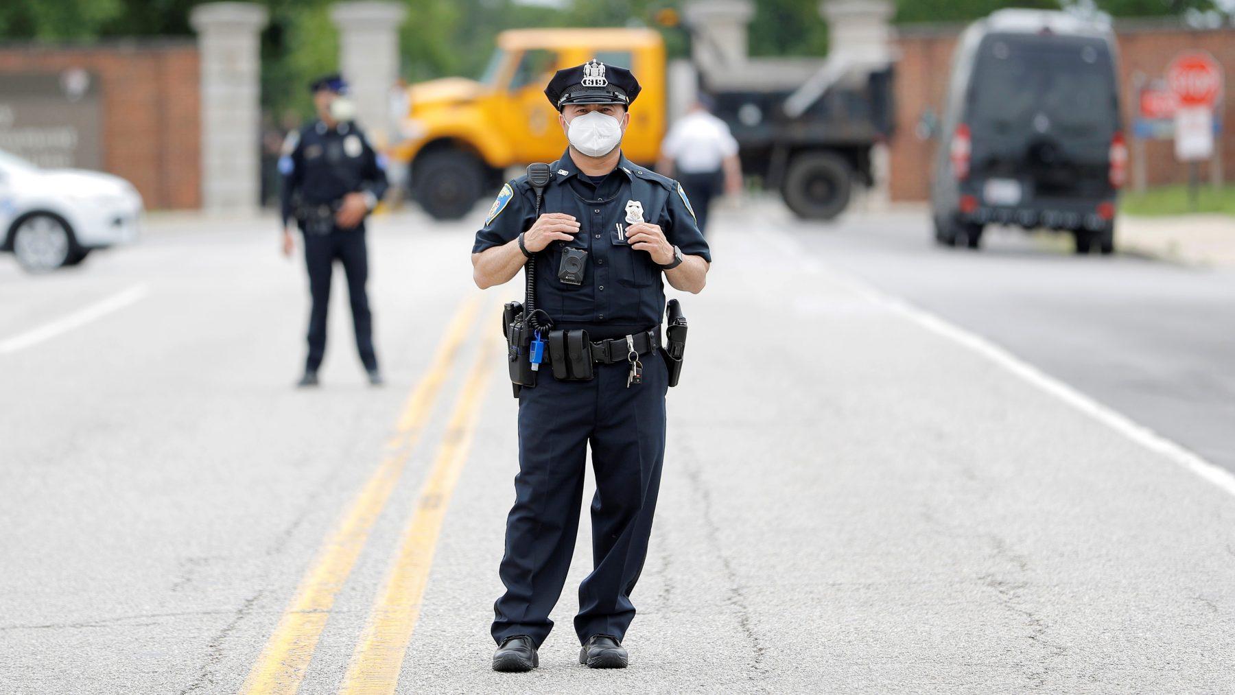 man overleden na arrestatie door politie VS