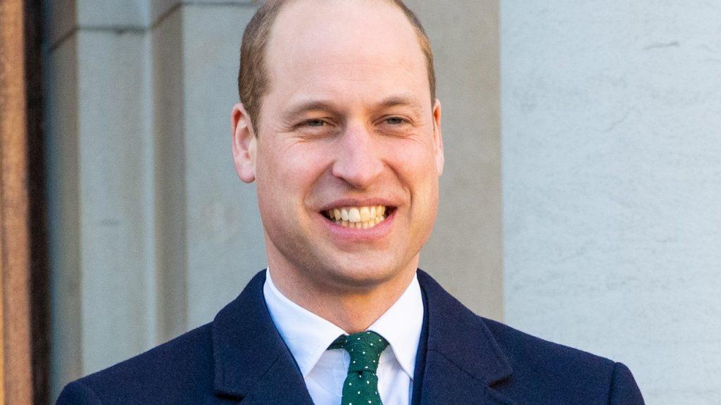 Prins William tip voor spreken in het openbaar