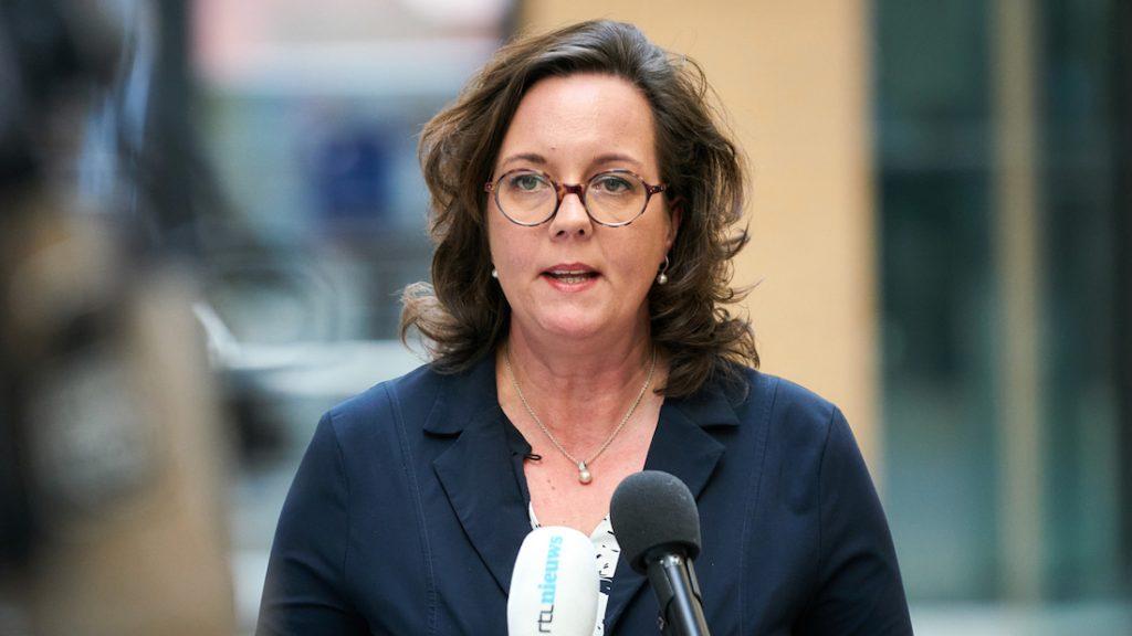 Tamara van Ark (VVD) wordt nieuwe minister Medische Zorg en Sport'