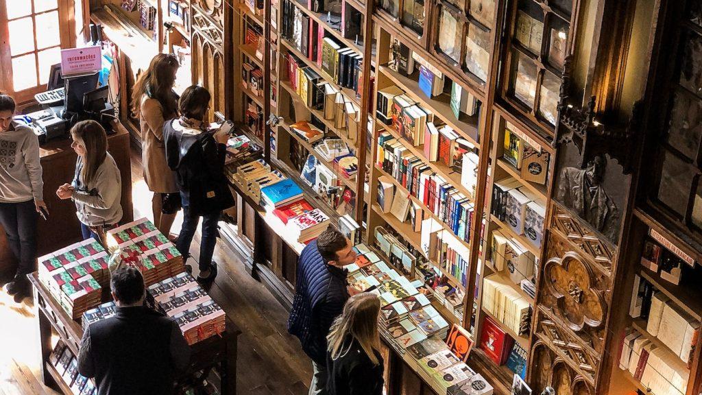 boekhandel winkel corona crisis verlies verdwijnt