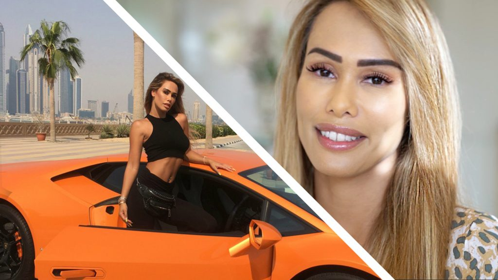 Dutchie in Dubai: volg het extravagante leven van Merel