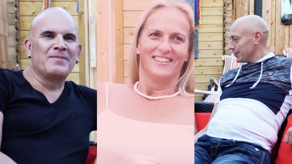 Helene is gek op haar twee mannen: Jan en Jan