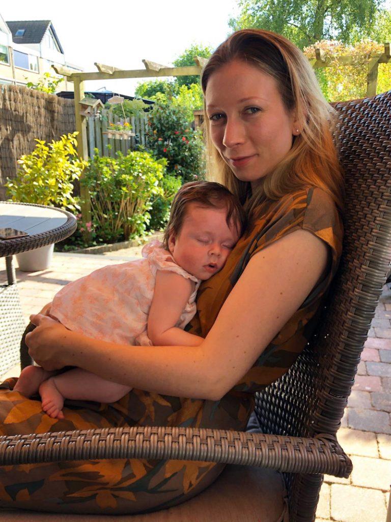 Denise en Livia