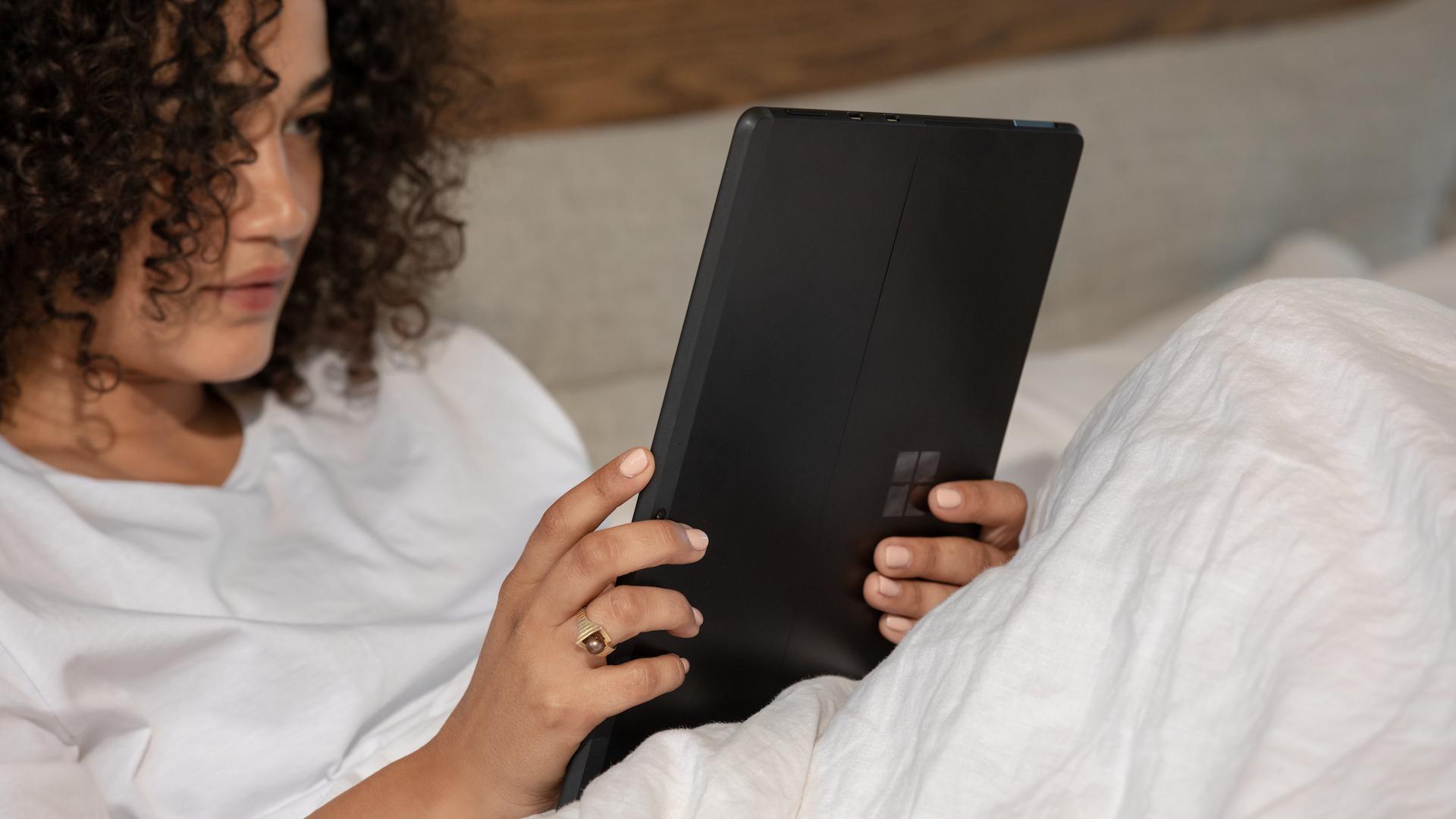 Microsoft Pro X maakt thuiswerken een stuk makkelijker