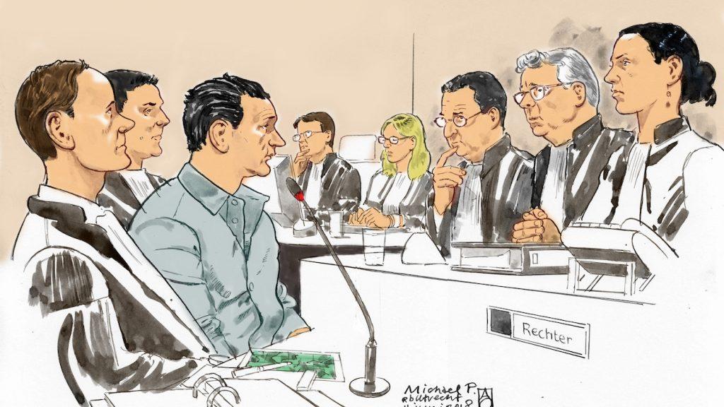 Hoge Raad verlaagt straf Michael P. voor dood Anne Faber met vier maanden