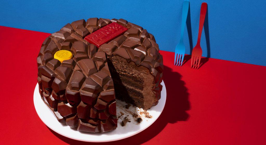 Chocolade in al zijn glorie: Tony's Chocolonely opent restaurant