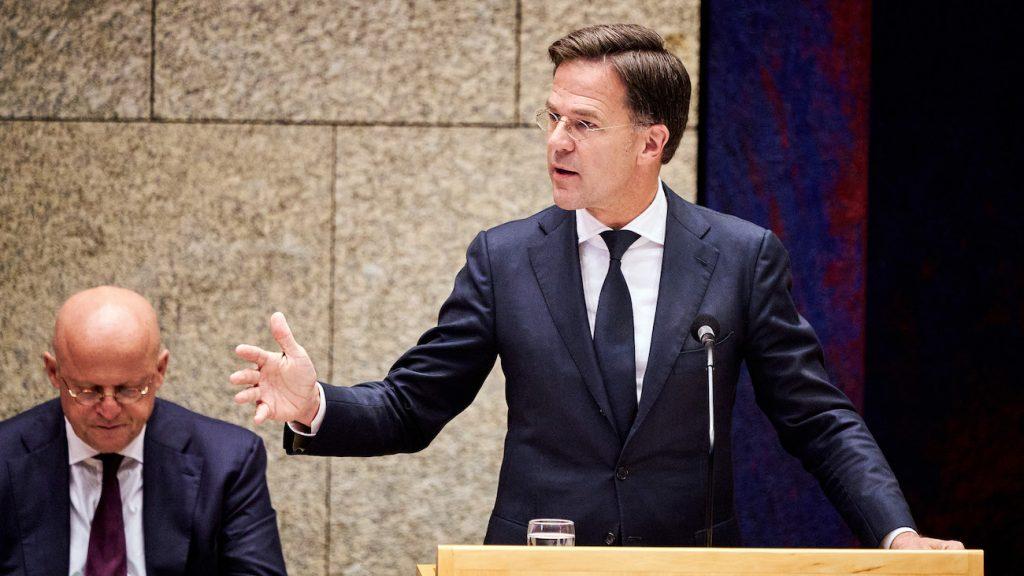 mark rutte geen excuses nederland slavernijverleden racisme debat tweede kamer