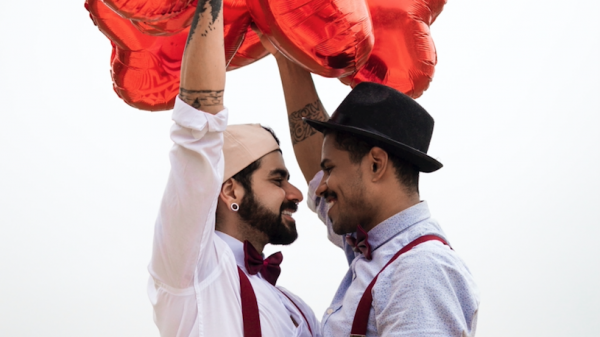 geregistreerd partnerschap trouwen homo