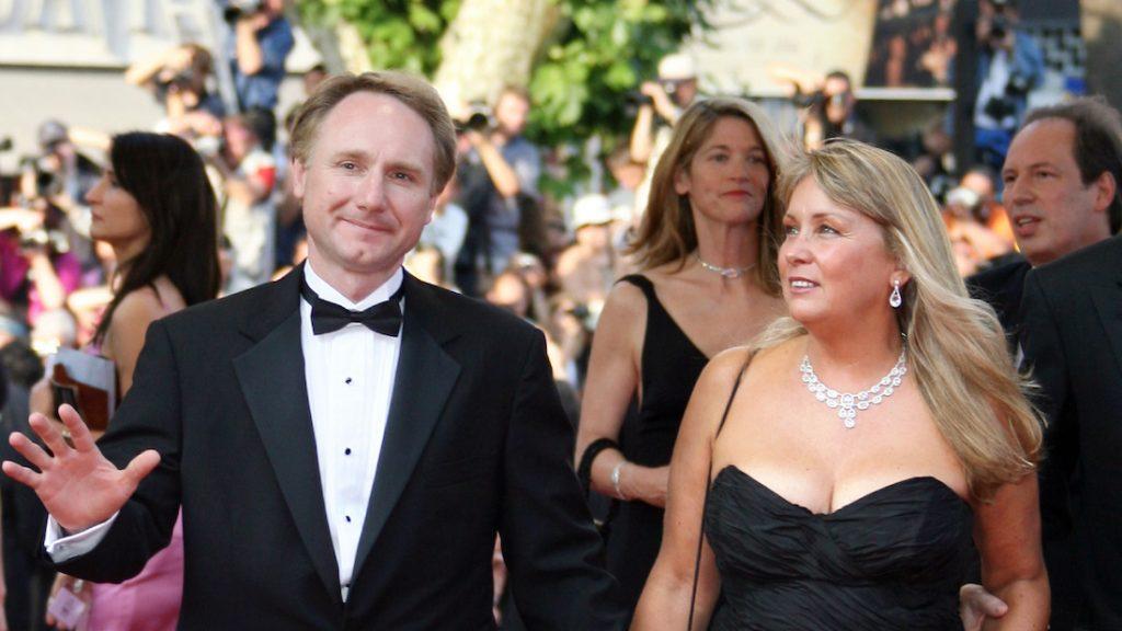 Dan Brown aangeklaagd door ex-vrouw wegens leiden van dubbelleven