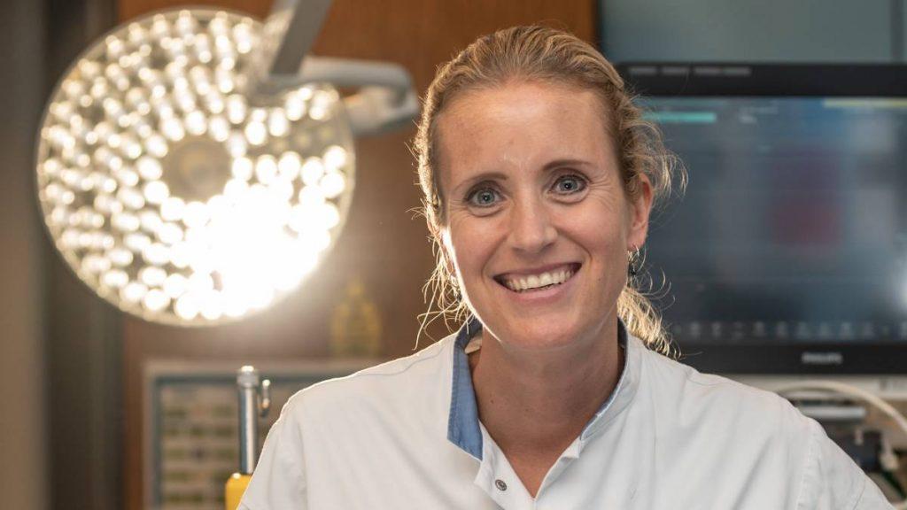 Marjol Horselenberg, hoofd Spoedeisende Hulp: 'Zo kunnen we niet door blijven gaan'