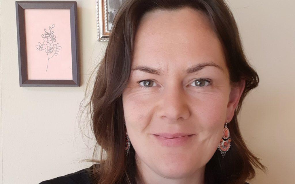 Karin (37) woont met man en kinderen in een tiny house