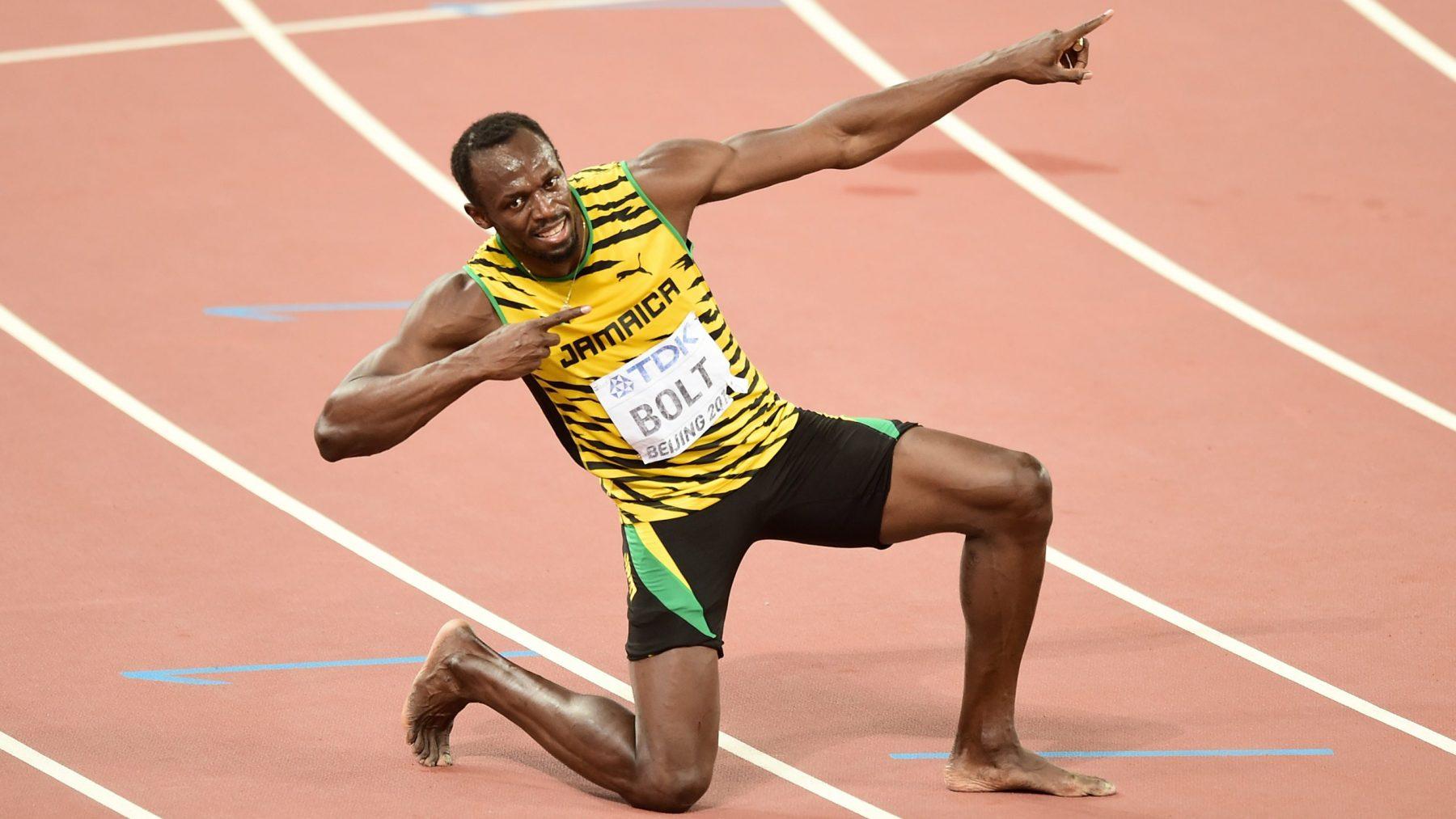 dochter Usain Bolt