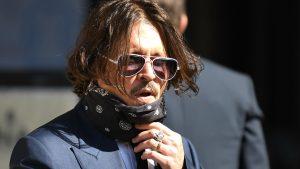 Thumbnail voor Johnny Depp wist dat huwelijk met Amber Heard over was na drol in bed