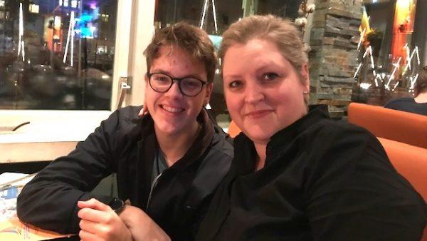 Lucas en Corine - Lucas overleed aan een hersenbloeding