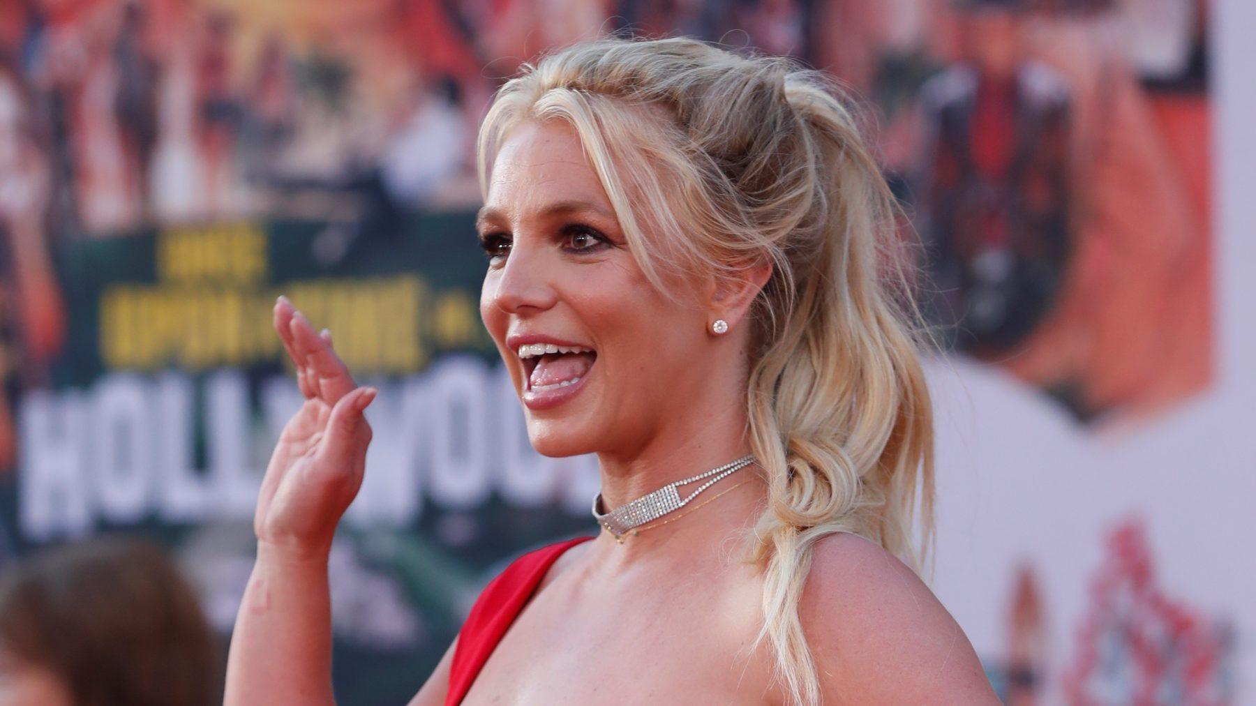 Britney Spears reageert nu ook zelf op de #FreeBritney-ophef