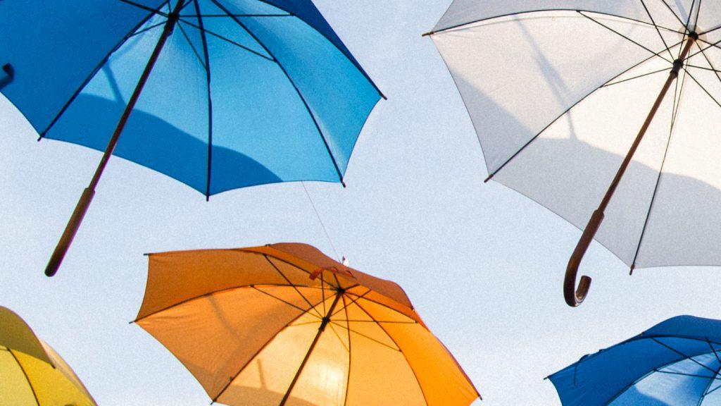 Na regen komt zonneschijn - met wellicht een plaatselijke bui