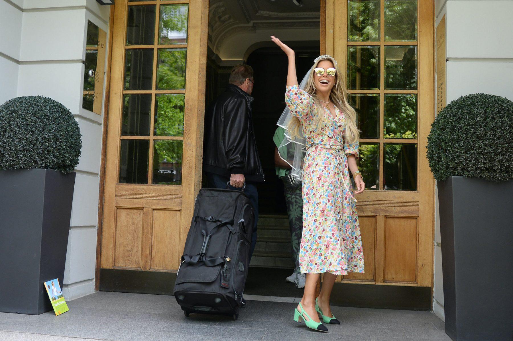 Sylvie Meis maakt datum en locatie huwelijk bekend
