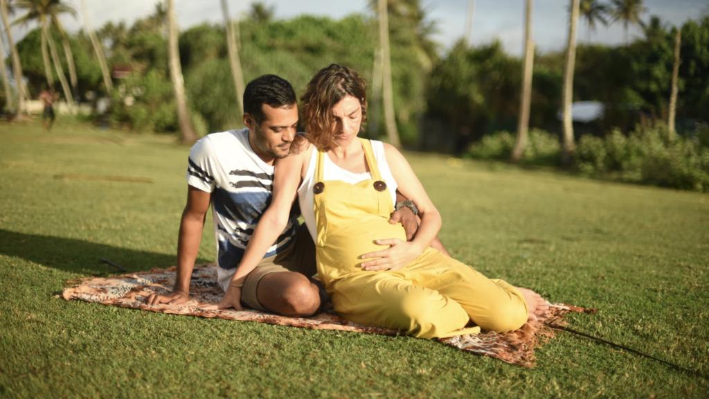 Elke Bancken zwanger