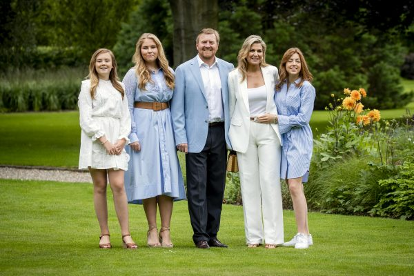 Fotosessie Koninklijke familie 2020