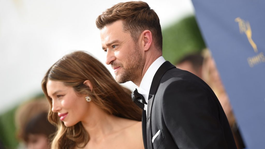 'Justin Timberlake en Jessica Biel verwelkomen tweede kindje'