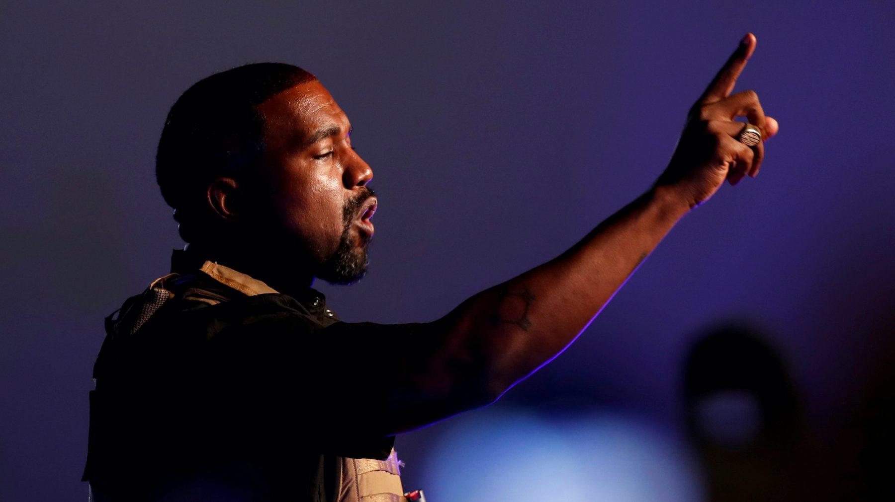 kanye west president amerika vs carol rock
