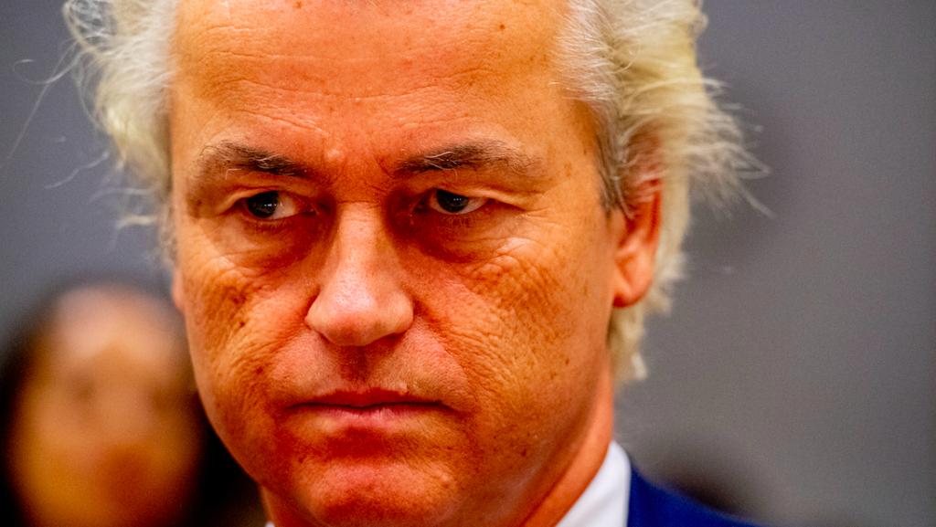 Geert Wilders sneert naar Typhoon: 'Laat ons met rust met je ziekelijke gezeur'