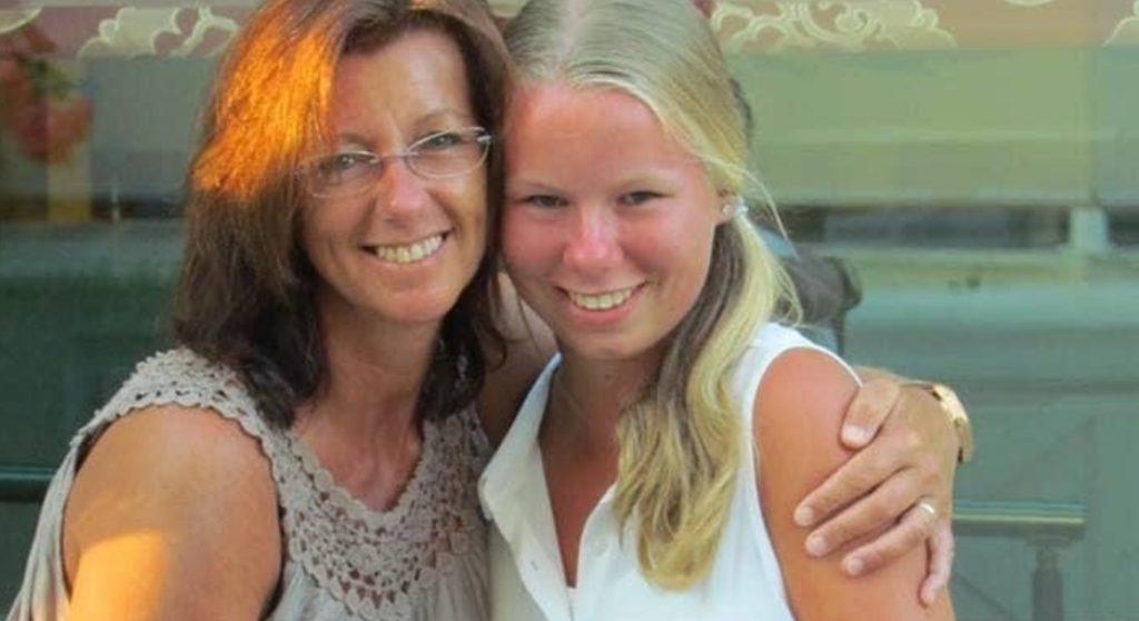 lissy herdenkt haar moeder