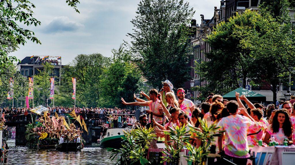 Dit is de alternatieve Pride Amsterdam