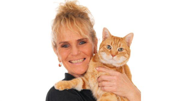 Sabine van der Helm runt castingbureau Catvertise: 'Ik neem mijn katten mee de tram in'