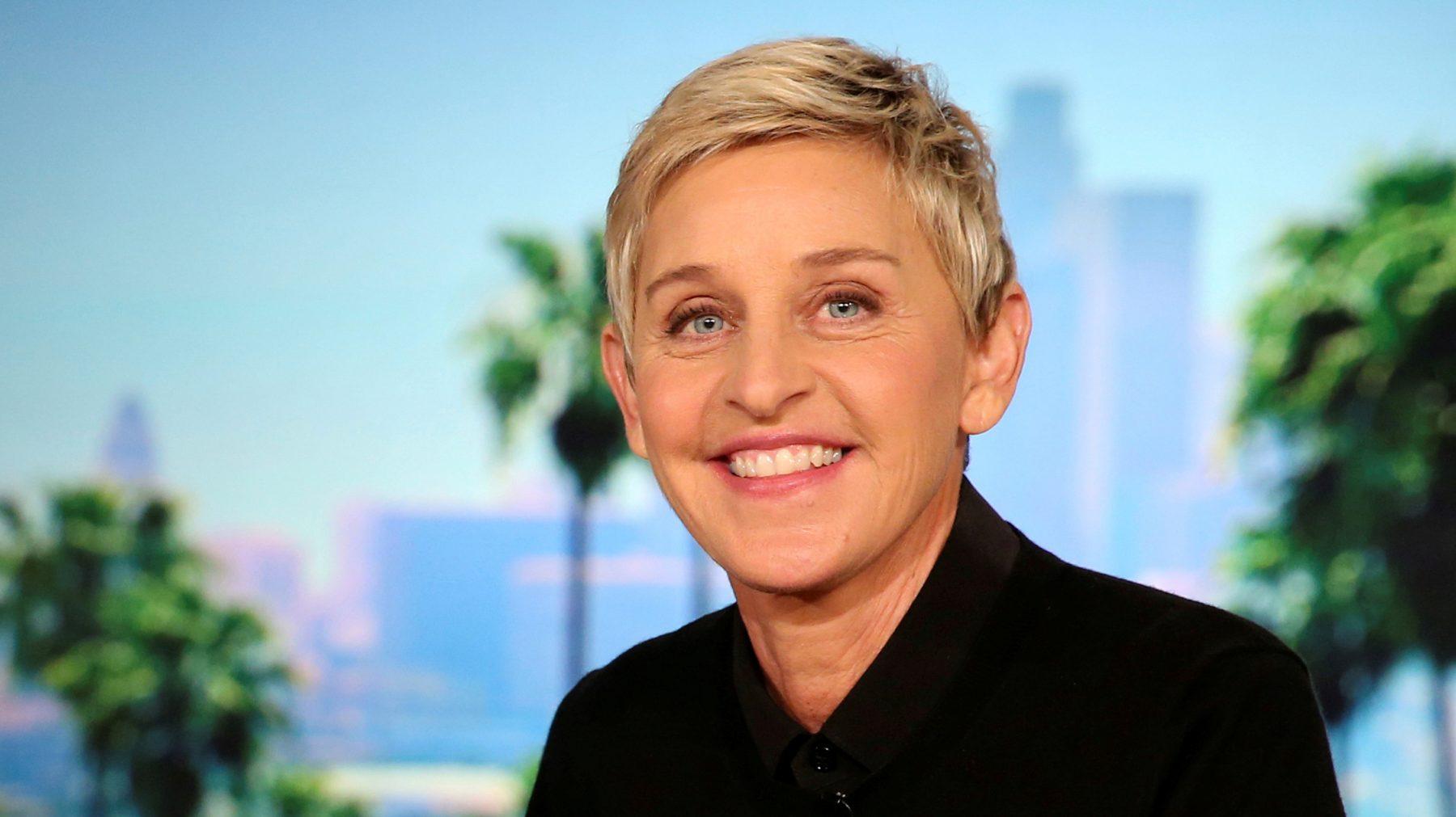 Onderzoek ingesteld naar werkomstandigheden bij Ellen DeGeneres